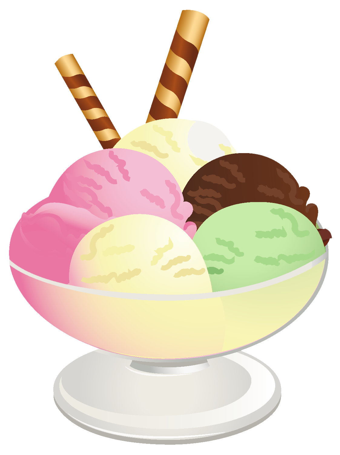 Essen trinken clipart banner freeuse library Ice Cream Sundae PNG Picture | SCRAP DIGITAL | Pinterest | Essen ... banner freeuse library