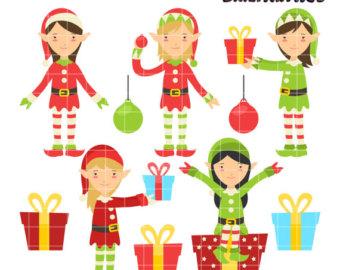 Clipart essen und trinken kostenlos vector royalty free stock Elf clip art | Etsy vector royalty free stock
