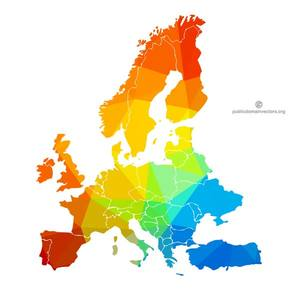 Map europe clipart graphic transparent download 30000 clipart map of europe | Public domain vectors graphic transparent download