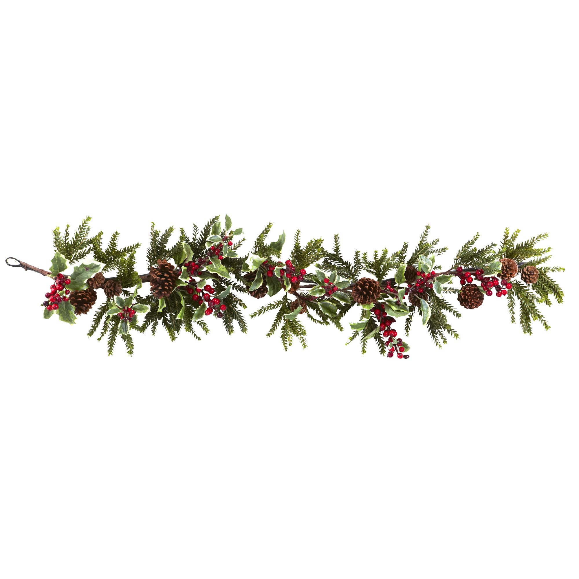 Clipart evergreenwreath banner free library Free Evergreen Garland Cliparts, Download Free Clip Art, Free Clip ... banner free library