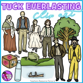 Clipart everlasting vector transparent Tuck Everlasting clip art vector transparent