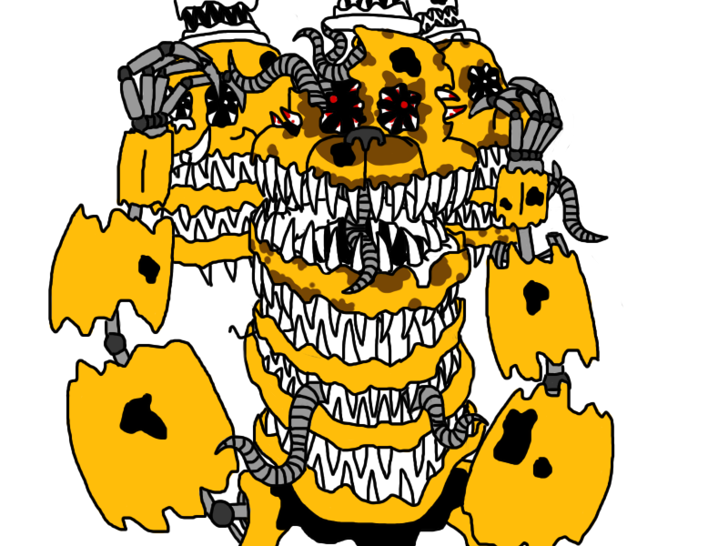Clipart examples of abomination picture library stock WIP] Abomination Abomination Abomination FredBear (created by /u ... picture library stock