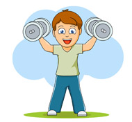 Clipart excersize png transparent library Exercise Clip Art Free | Clipart Panda - Free Clipart Images png transparent library