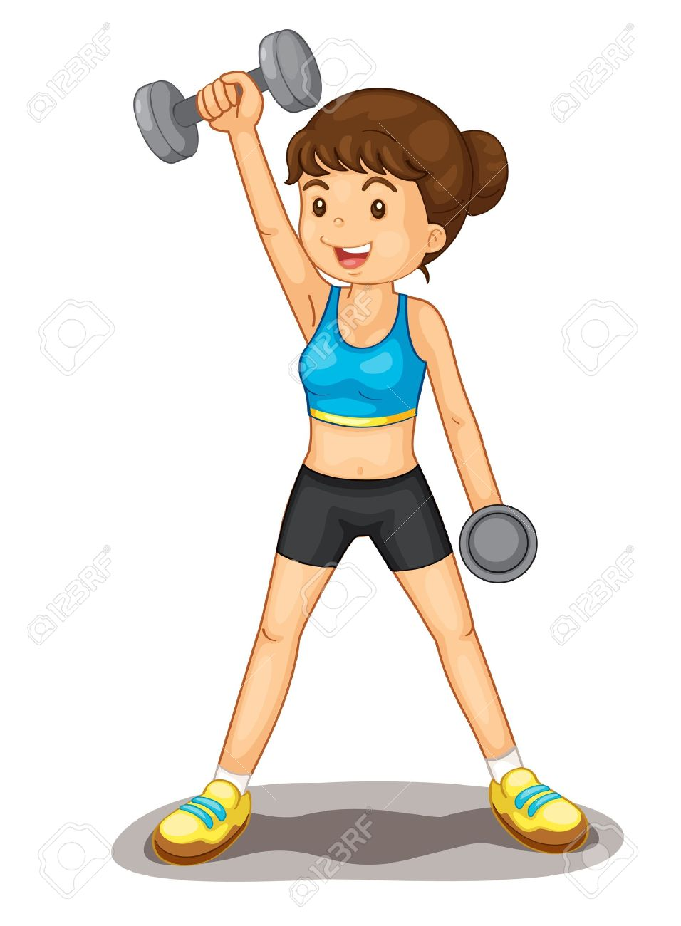 Clipart exercise pictures picture freeuse stock exercise, clipart) | Clipart Panda - Free Clipart Images picture freeuse stock