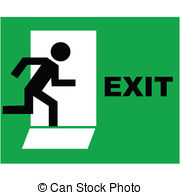 Clipart exit clip library Exit Illustrations and Clipart. 43,834 Exit royalty free ... clip library