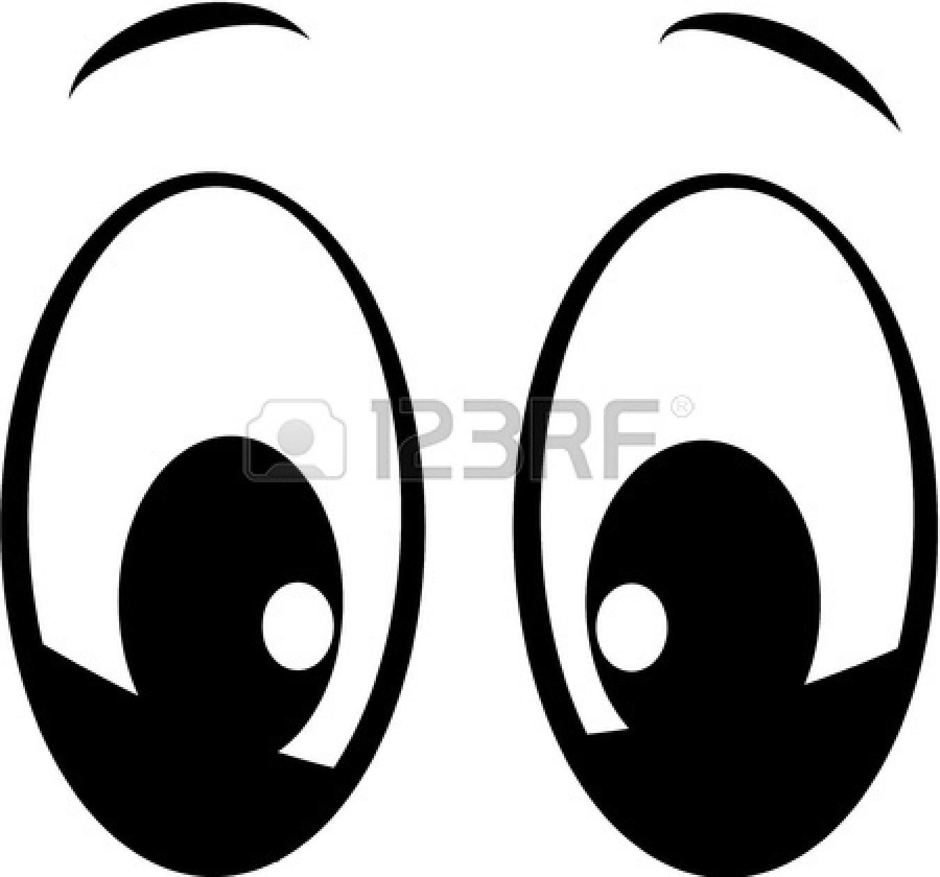 Clipart eyes looking down jpg transparent library Clipart eyes looking down 5 » Clipart Portal jpg transparent library