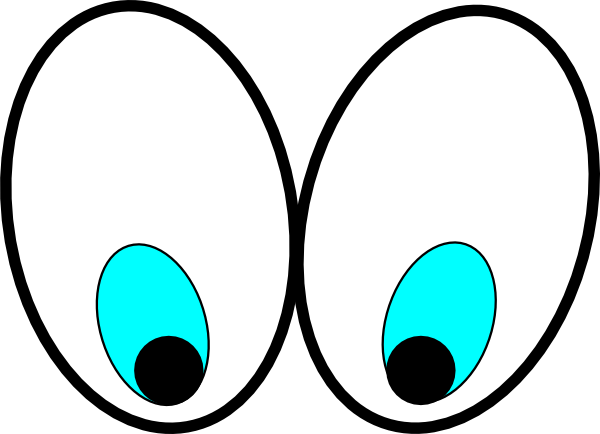 Clipart eyes looking down royalty free stock Cartoon Eyes(looking Down) | Clipart Panda - Free Clipart Images royalty free stock