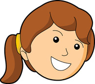 Little girl face clipart png download Free Faces Clipart - Clip Art Pictures - Graphics - Illustrations png download