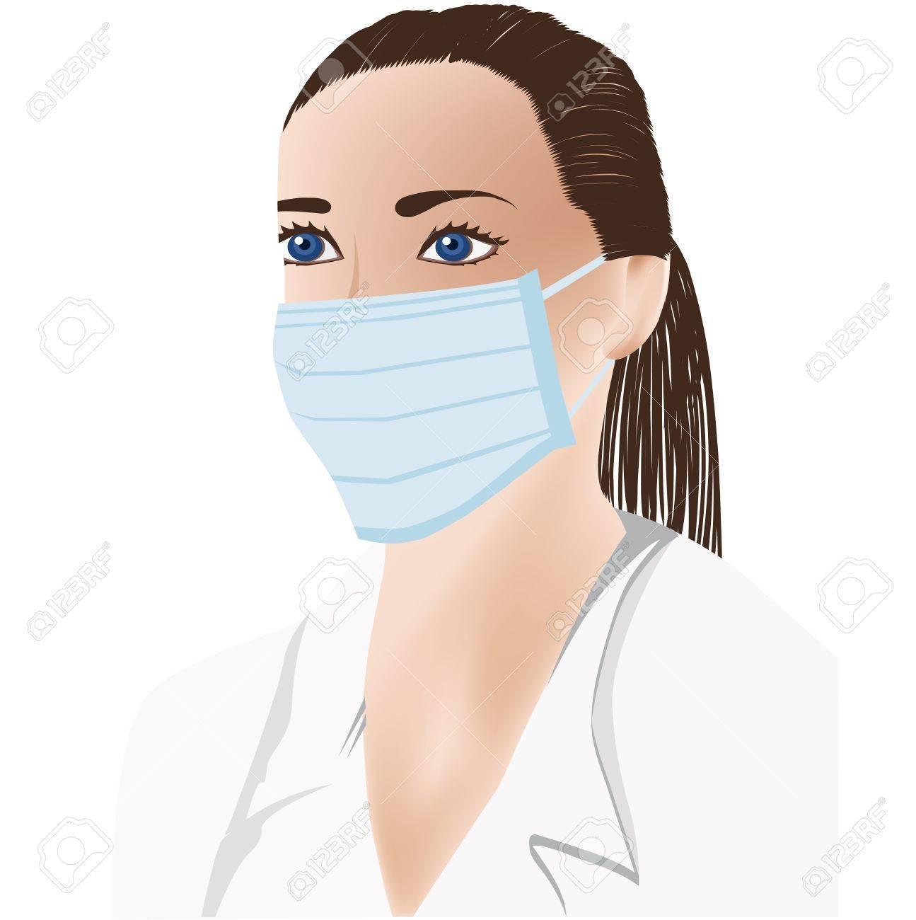 Clipart face mask banner Medical face mask clipart 7 » Clipart Portal banner