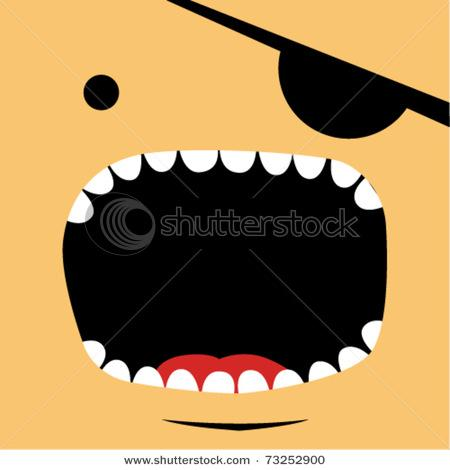 Clipart face with big mouth jpg freeuse download Clipart face with big mouth - ClipartFest jpg freeuse download