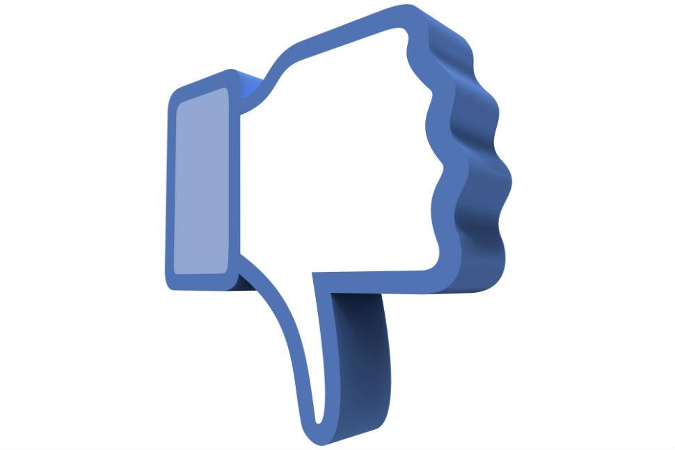 Clipart facebook dislike logo clip art library library What's wrong with Facebook hashtags?   Digital Trends clip art library library