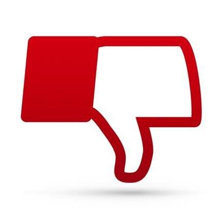 Clipart facebook dislike logo vector freeuse stock Clipart facebook dislike logo - ClipartFest vector freeuse stock