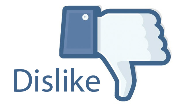 Clipart facebook dislike logo graphic transparent download Dislike' Button Coming Soon to Facebook graphic transparent download