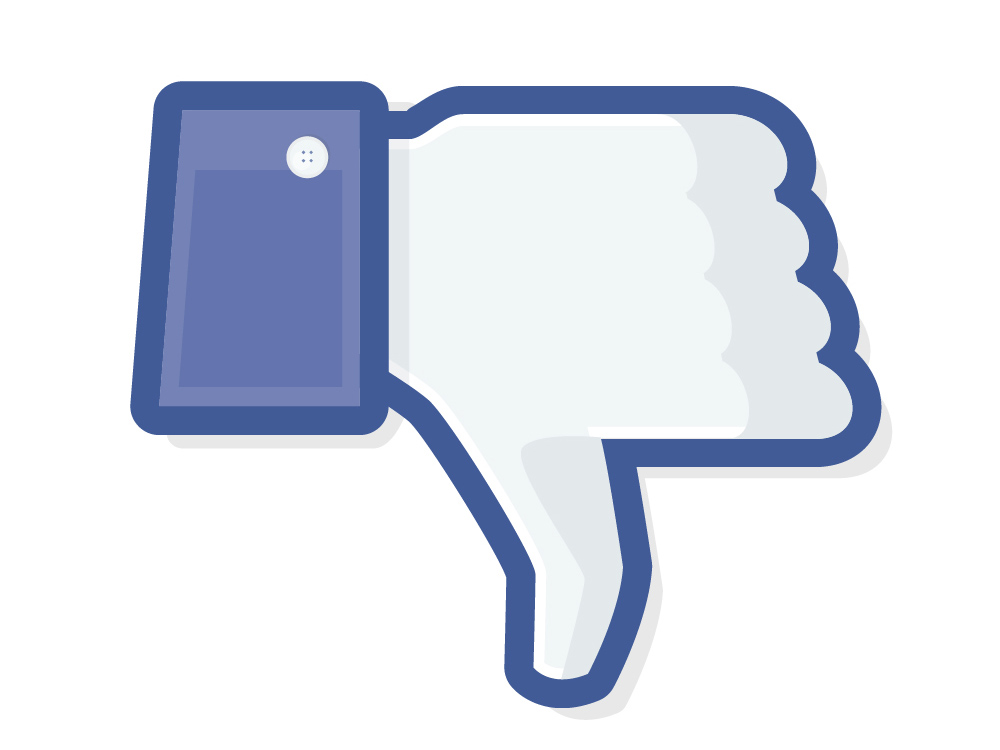 Clipart facebook dislike logo picture stock 5 Ideas for a Smarter Facebook 'Dislike' Button   WIRED picture stock