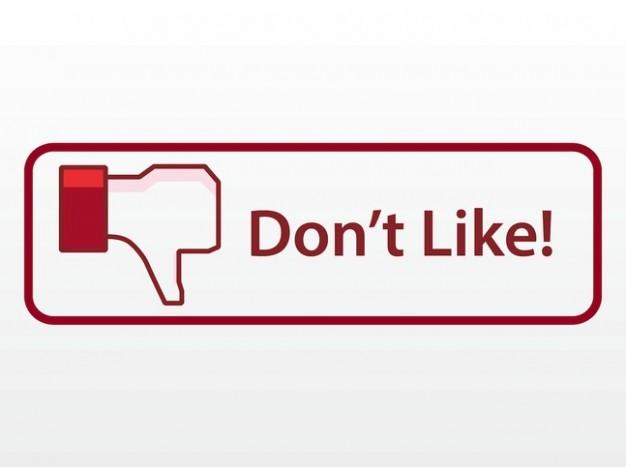 Clipart facebook dislike logo black and white library Dislike Clipart   Free Download Clip Art   Free Clip Art   on ... black and white library