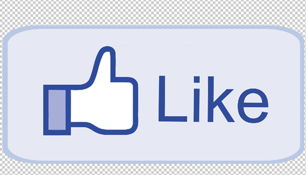 Clipart facebook like button jpg royalty free library Facebook clipart transparent background - ClipartFest jpg royalty free library