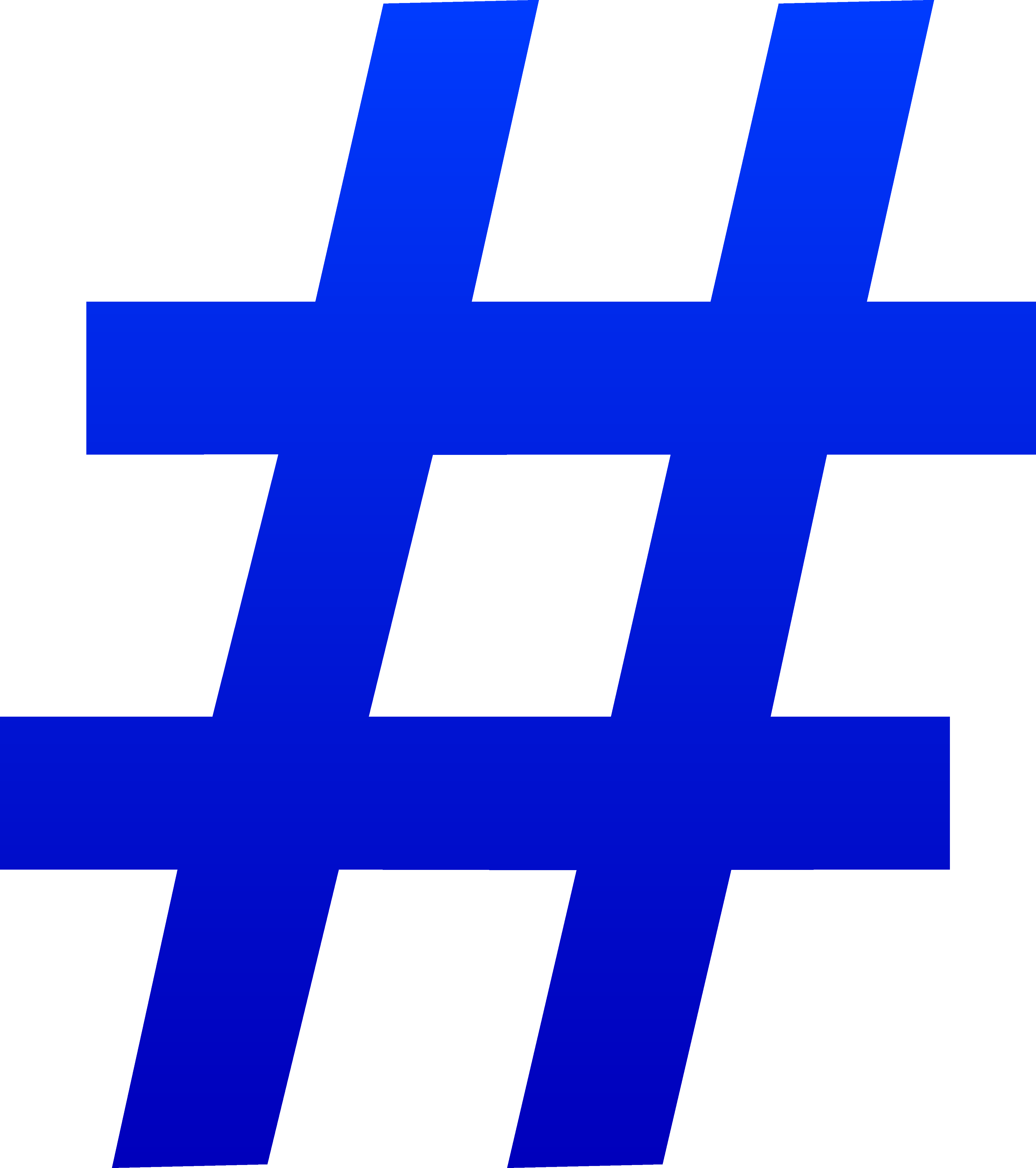 Facebook twitter clipart vector Hashtag Clip Art - Sweet Clip Art vector
