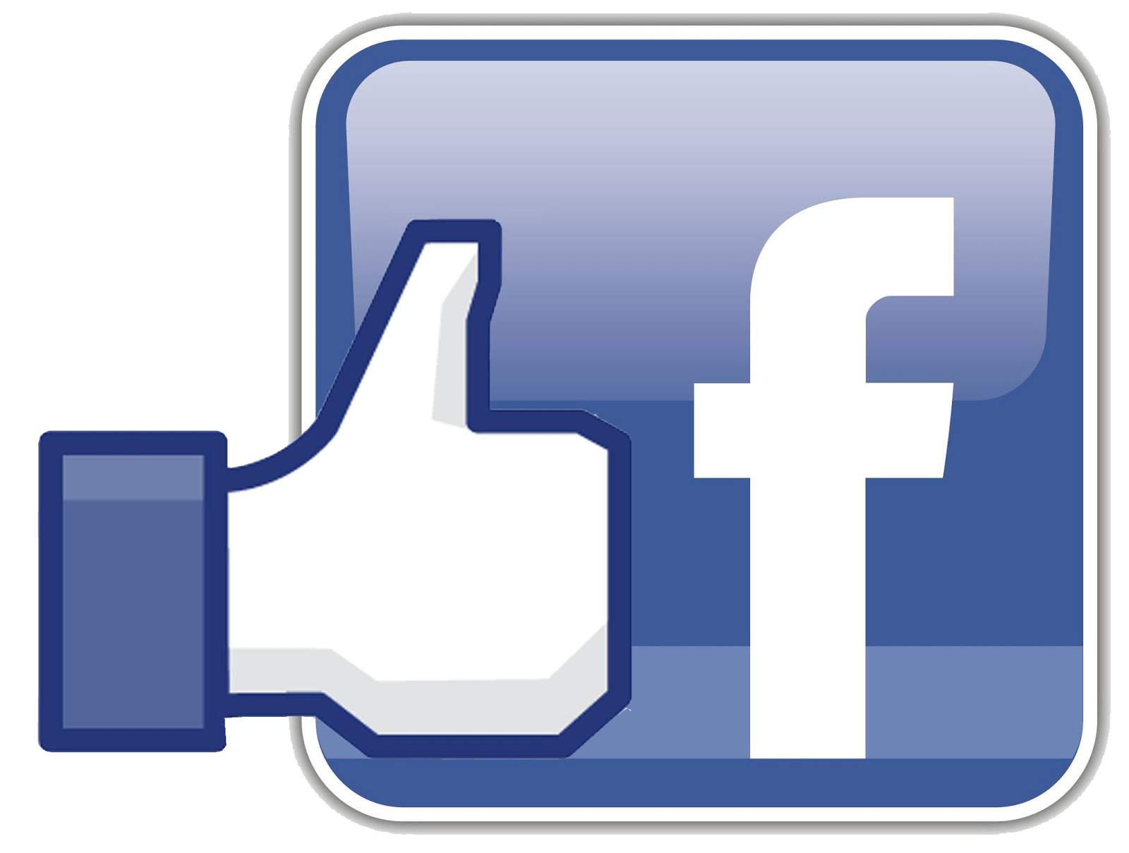 Facebook clipart png png library library Facebook Icon transparent PNG - StickPNG png library library
