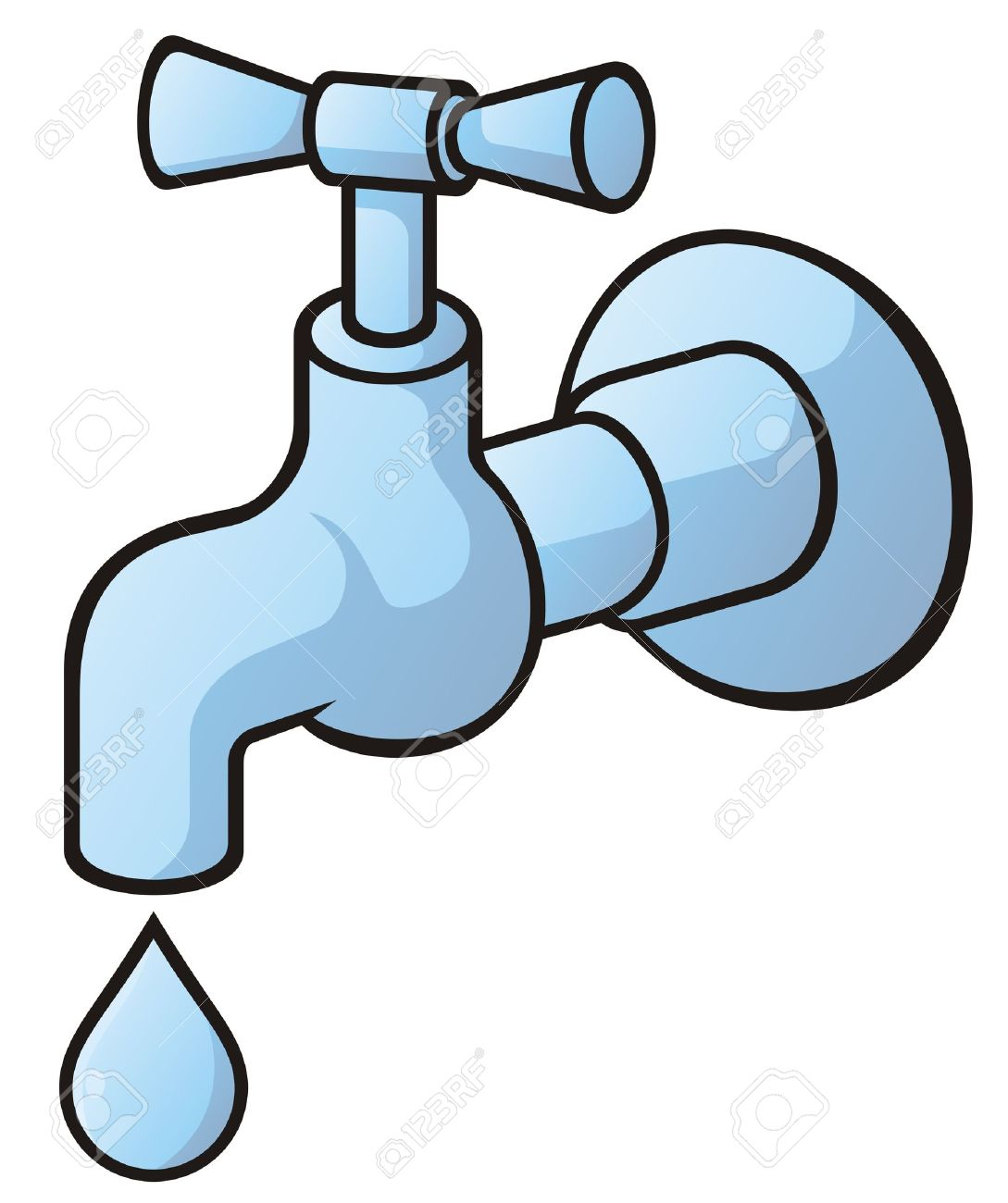 Water taps clipart svg freeuse download Faucet Clipart | Free download best Faucet Clipart on ClipArtMag.com svg freeuse download