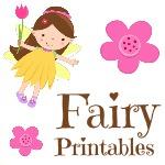 Clipart fairy printables