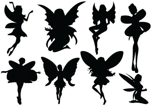 Clipart fairy printables banner royalty free stock Fairy Vector - fairy vector clip art due to ferry victoria to port ... banner royalty free stock
