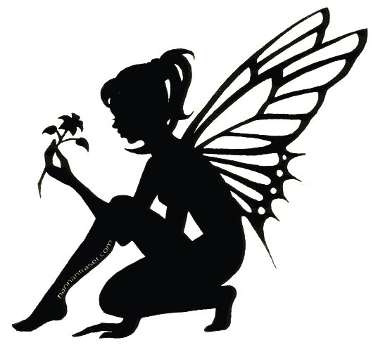 Clipart fairy printables graphic freeuse stock 17 Best ideas about Fairy Silhouette on Pinterest   Fairy jars ... graphic freeuse stock
