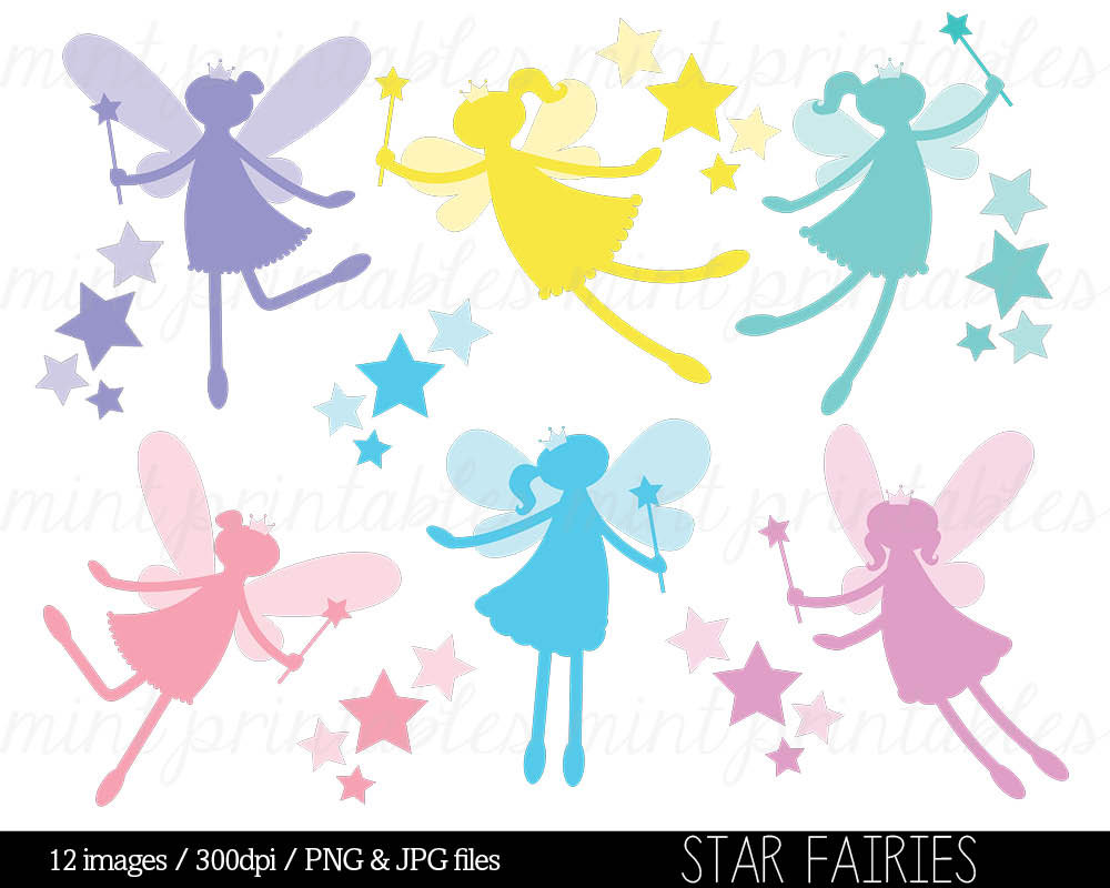 Clipart fairy printables clipart download Free printable clipart fairy table - ClipartFest clipart download