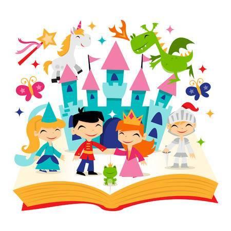 Clipart fairy tale clip art black and white library Fairy tale clipart free 4 » Clipart Portal clip art black and white library