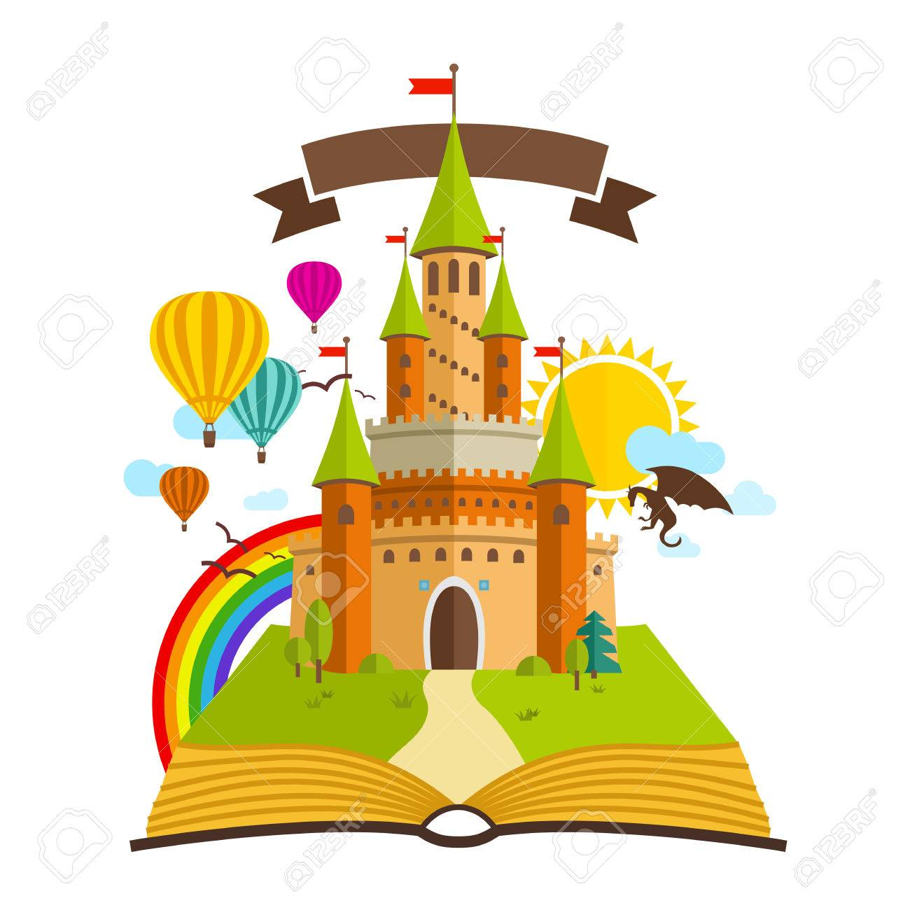 Clipart fairy tale free stock Free Fairytale Clipart fairy tale book, Download Free Clip Art on ... free stock