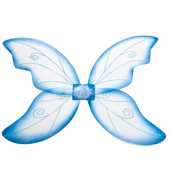 Clipart fairy wings png free stock Large Green Wild Fairy Wings (34 in) png free stock