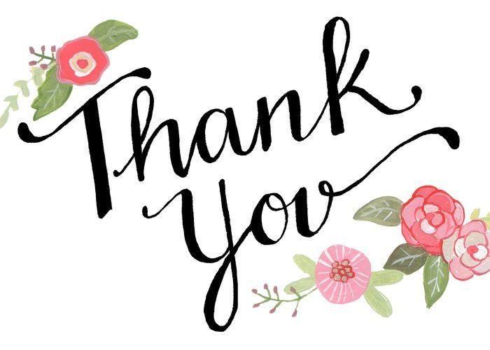 Thank you spring clipart in black and white clip art free Free Thank You Clip Art, Download Free Clip Art, Free Clip Art on ... clip art free