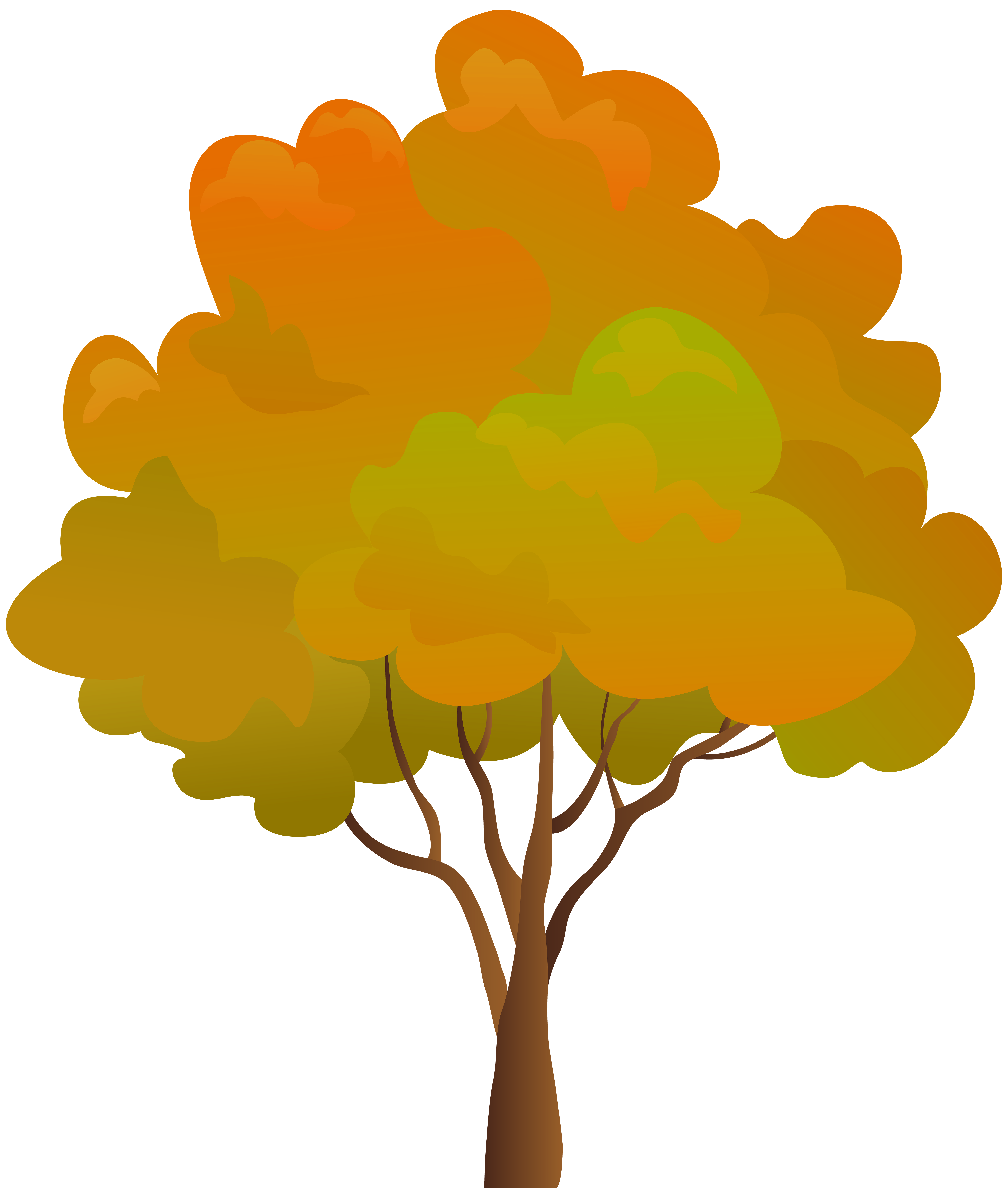 Clipart fall tree picture freeuse stock Fall Tree PNG Clip Art Image | Gallery Yopriceville - High-Quality ... picture freeuse stock