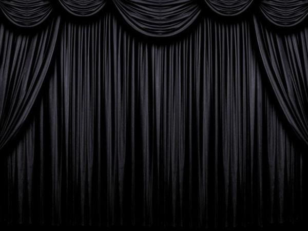 Clipart falling curtain black and white clip art free download Kate Dark Color Curtain Stage Backdrops Photography Background ... clip art free download