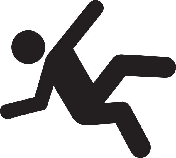 Clipart falling over vector download Pictures Of People Falling Over - Clip Art Library vector download