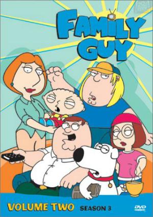 Clipart family 3 girls 1 boy clip art black and white Family Guy (season 3) - Wikipedia clip art black and white
