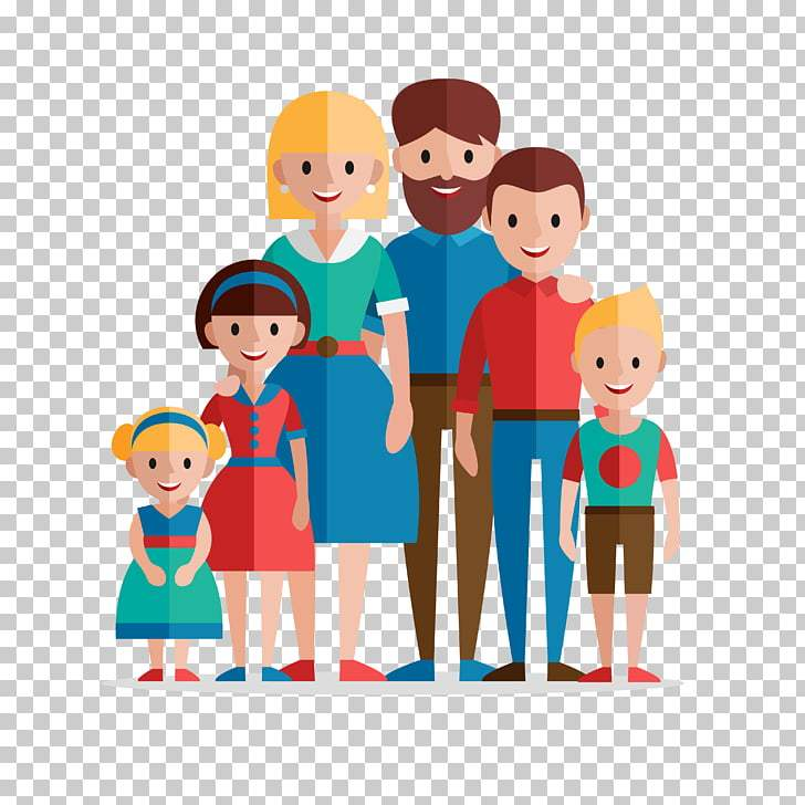 Clipart family of 6 clipart transparent Family of 6 clipart 5 » Clipart Portal clipart transparent
