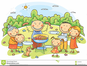Clipart family picnic image royalty free download Free Clipart For Family Picnic   Free Images at Clker.com - vector ... image royalty free download