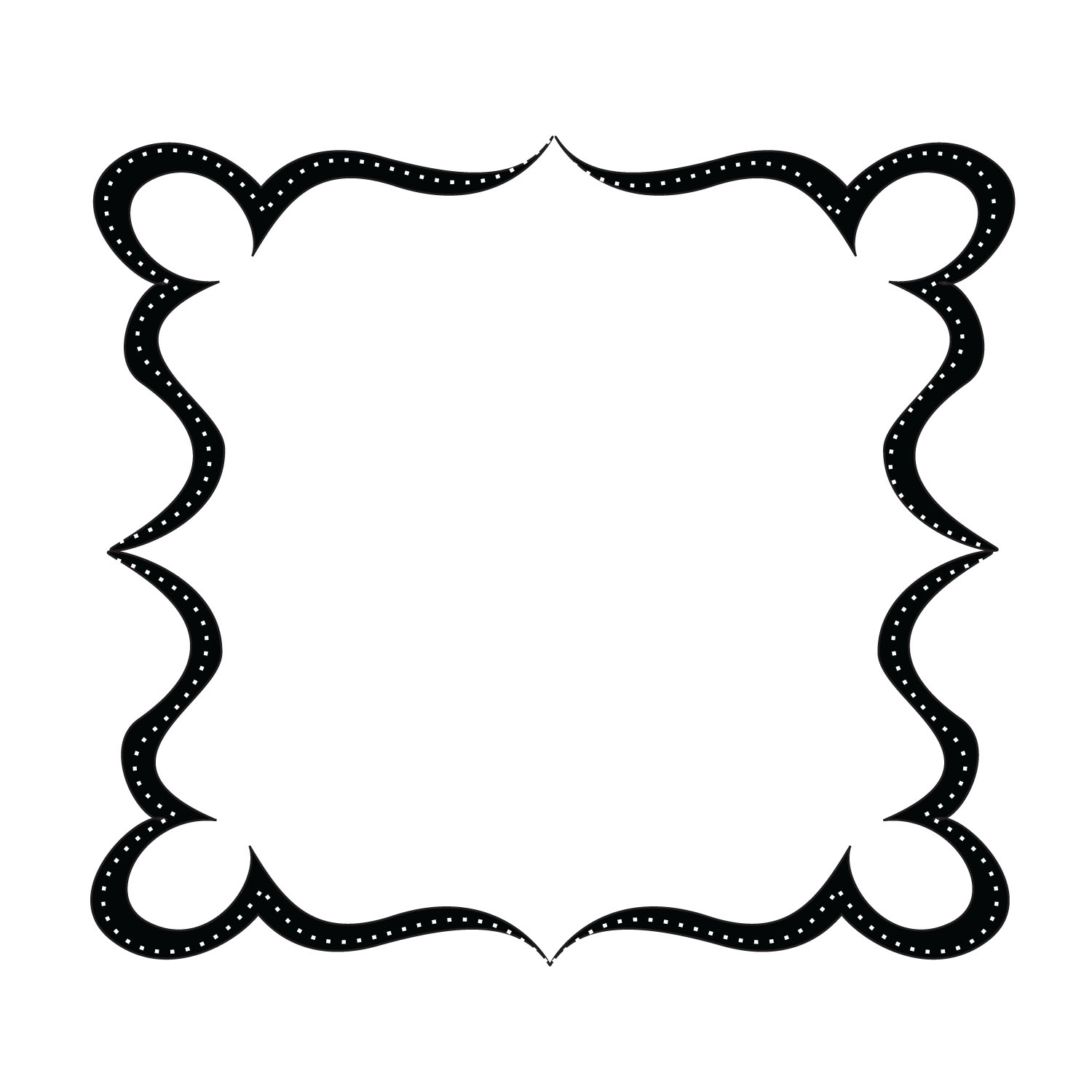 Clipart fancy borders clipart library download Fancy Border Clipart - Clipart Kid clipart library download