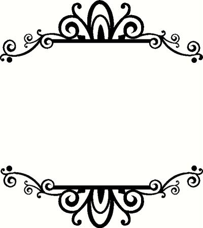 Clipart fancy borders clipart freeuse download Fancy Borders Clip Art – Clipart Free Download clipart freeuse download