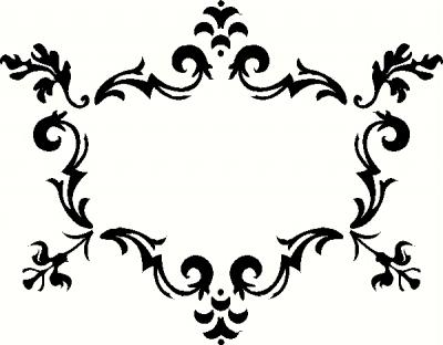 Clipart fancy borders picture royalty free download Fancy Border Clipart - Clipart Kid picture royalty free download