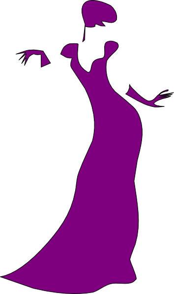 Ladies dress clipart clipart royalty free Fancy Dress Cliparts - Cliparts Zone clipart royalty free