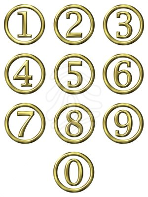 Clipart fancy numbers clipart download Fancy Numbers Clip Art #x9BEnJ - Clipart Kid clipart download