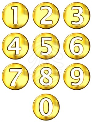 Clipart fancy numbers banner transparent library Fancy Numbers Clipart - Clipart Kid banner transparent library
