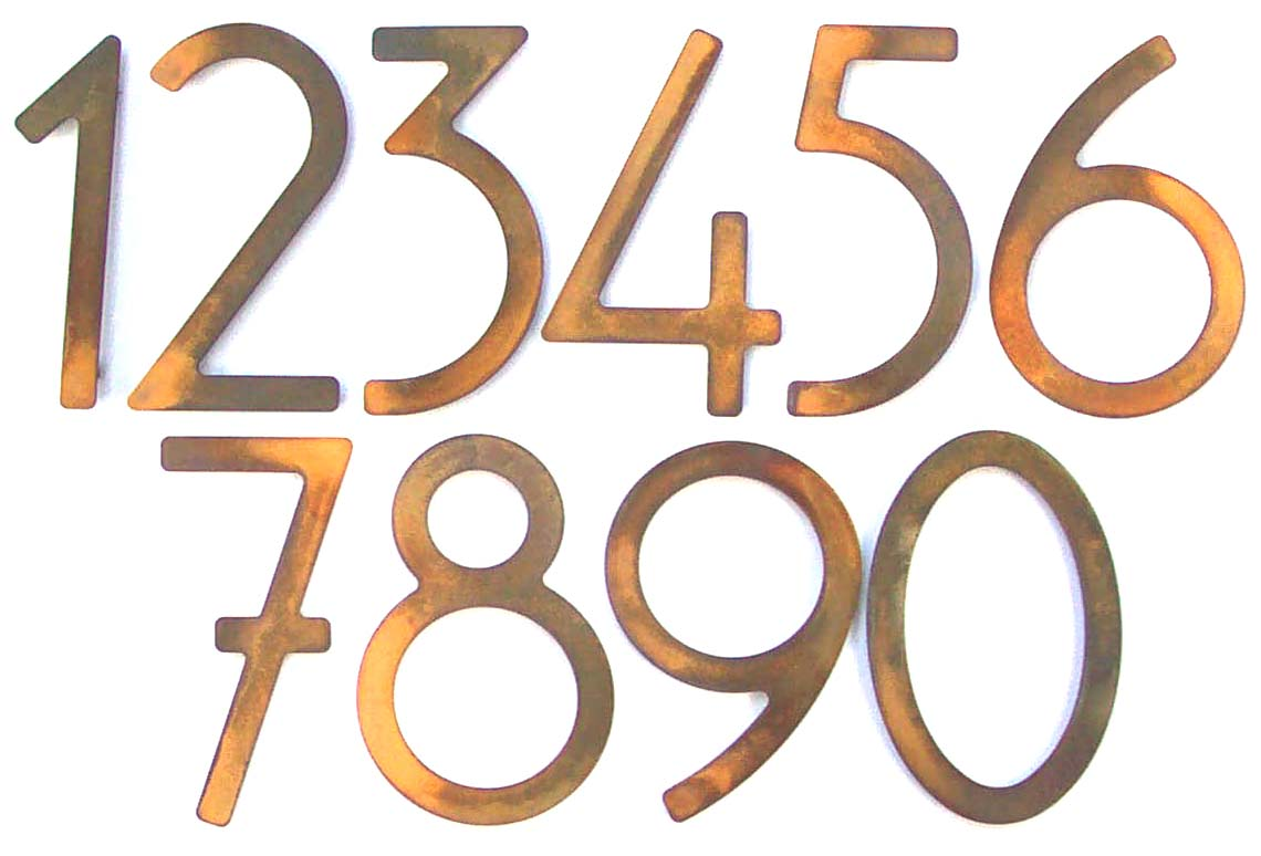 Clipart fancy numbers png black and white stock Clipart fancy numbers - ClipartFest png black and white stock