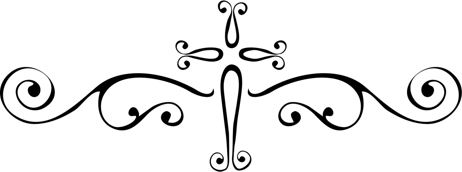Clipart fancy underline png freeuse stock Fancy Underline - ClipArt Best png freeuse stock