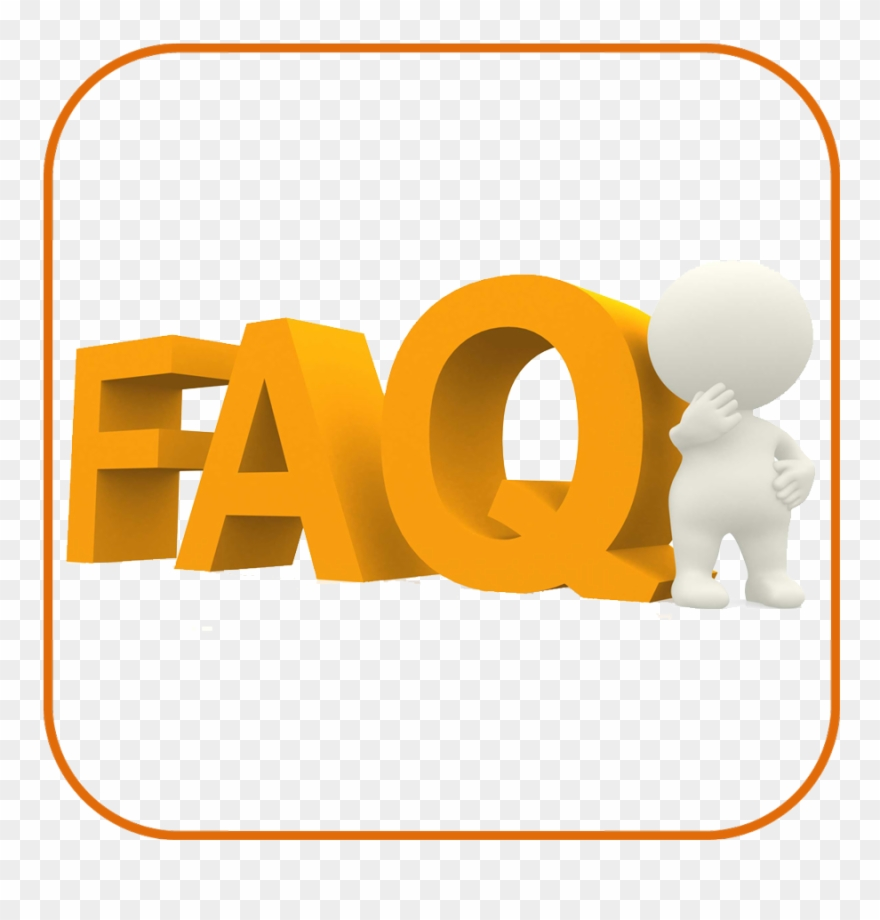Clipart faq png free download Fivefingers Frequently Asked Questions - Faq Render Clipart ... png free download