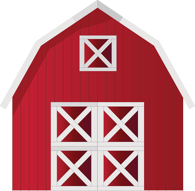 Rural house clipart banner transparent Free Image on Pixabay - Barn, Farm, Red, Farm House | Pinterest ... banner transparent