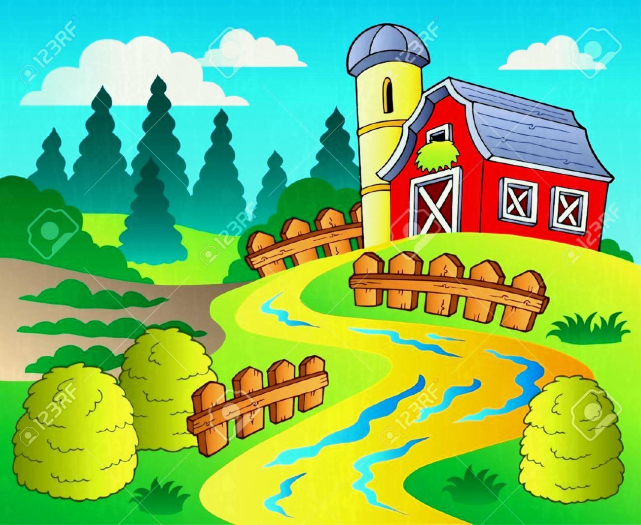 Clipart farmland image royalty free Farmland Clipart (78+ images in Collection) Page 2 image royalty free