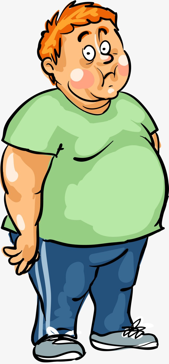 Clipart fat guy clip black and white download Fat man clipart png 6 » Clipart Portal clip black and white download