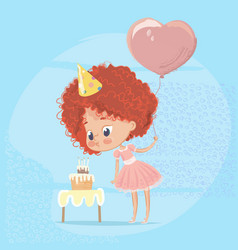 Clipart fat lady blowing out candles on cake vector free download Kids Baking Clipart Vector Images (73) vector free download